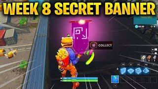 Watch Week 8 Secret Battle Star Location Replaced By Sec Video