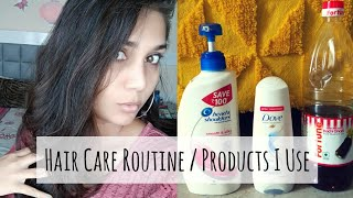 Winter Hair Care Routine | Products I use | Nidhi Katiyar