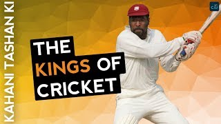 The Kings of Cricket - Trend Setters (1980s - 2018)