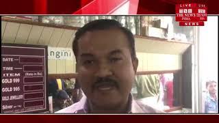 [ Ghaziabad ] गाजियाबाद में बदमाशों की पुलिस को खुली चुनौती, ज्वैलर्स की दुकान पर की चोरी