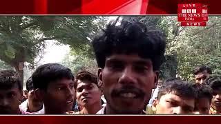 [ Baliya ] हॉस्पिटल में प्रसव के दौरान जच्चा बच्चा की हुई मौत / THE NEWS INDIA