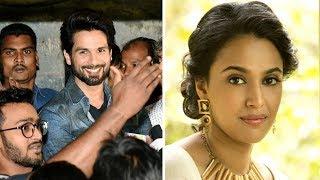 Shahid Kapoor Reacts On Swara Bhasker's Letter To Sanjay Leela Bhansali