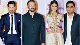 A.R.Rahman, Rohit Shetty, Urvashi Rautela, Ayushmann Khurrana at 10th Royal Stag Mirchi Music Awards