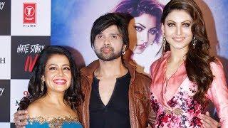 Hate Story 4 Song Launch - Urvashi Rautela, Neha Kakkar, Himesh Reshammiya