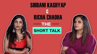 The Short Talk : Richa Chadha & Shibani Kashyap Speak About Their New Single Wanna Be Free