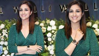 Parineeti Chopra At The Launch Of A Daniel Wellington Store In Mumbai