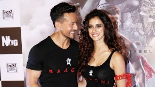 Baaghi 2 Trailer Launch : Tiger Shroff, Disha Patani