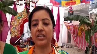Dhoraji  : Bhagavat Katha organized