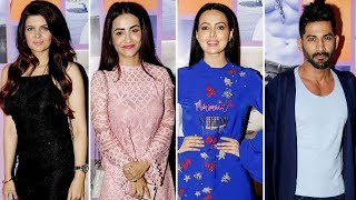 UNCUT - Sana Khan, Vivan Bhatena, Ihana Dhillon At Special Screening Of Hate Story 4