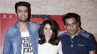 UNCUT - Manish Paul, Manjari Fadnis At Promotonal Interview For Movie Baa Baaa Black Sheep