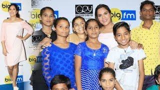 UNCUT - Richa Chadda Celebrates International Day Of Happiness With Cry Foundation