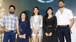 UNCUT - Blackmail Team Launch Film's New Song Badla | Kirti Kulhari, Divya Dutta, Arunoday Singh