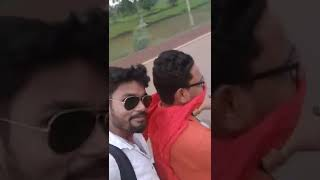 Before Accident Video