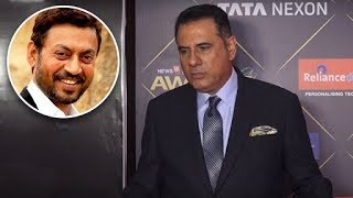 Boman Irani Gets Emotional When Asked About Irrfan Khan's Health | Bollywood Bubble
