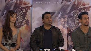 Baaghi 2: Action Unit Launch | Tiger Shroff, Disha Patani, Ahmed Khan | Bollywood Bubble