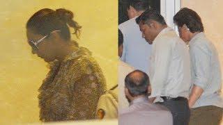 Shahrukh Khan & Gauri Khan Spotted At Yauatcha