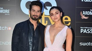Shahid Kapoor, Alia Bhatt, Nora Fatehi, Mohit Marwah Attend GQ Style Awards 2018 | Bollywood Bubble
