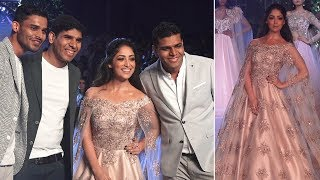 Yami Gautam Walks The Ramp For Kalki Fashion At Bombay Times Fashion Week 2018 | Bollywood Bubble