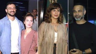 Kirti Kulhari, Arunoday Singh, Abhinay Deo Attend Special Screening Of 'Blackmail'