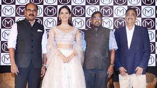 UNCUT - Malabar Gold Ropes In Manushi Chhillar As Brand Ambassador