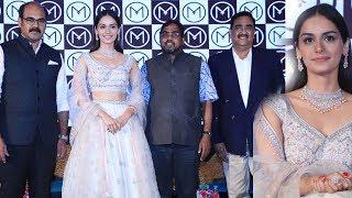 Manushi Chhillar Signs Up As Malabar Gold Brand Ambassador | Bollywood Bubble