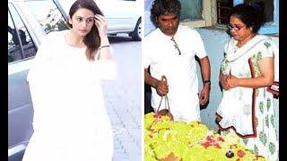 Bollywood Stars At Vishal Bhardwaj Mother Satya Bhardwaj Prayer Meet