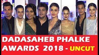 DadaSaheb Phalke International Film Festival Awards Night - UNCUT