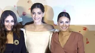 Veere Di Wedding Trailer Launch | Kareena Kapoor Khan,Sonam Kapoor, Swara Bhaskar