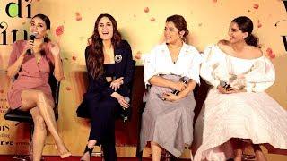 Veere Di Wedding Trailer Launch | Kareena Kapoor Khan, Sonam Kapoor, Swara Bhasker - UNCUT