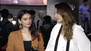 Daas Dev Film Premiere | Aditi Rao Hydari | Richa Chaddha | Rahul Bhat