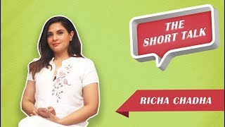 Short Talk with Richa Chadha on her 'Daas Dev' experience