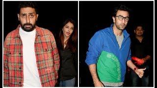 All Stars Football Club Success Bash | Abhishek Bachchan | Aishwarya Rai Bachchan | Ranbir Kapoor