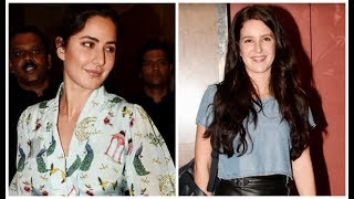 Katrina Kaif Watches Movie With Sister Isabelle Kaif In PVR Juhu