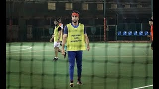 Celebrity Football Match In Bandra | Ranbir Kapoor , Dino Morea