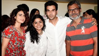 Omerta Movie Special Screening | Rajkummar Rao, Fatima Sana Shaikh, Rakul Preet Singh