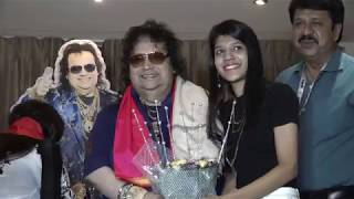 Bappi Lahiri Honoured By The World Book Of Records