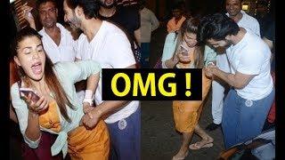 Sonam Kapoor's Wedding - Varun Dhawan and Jacqueline Fernandez face an Embarrassing Moment | Sonam