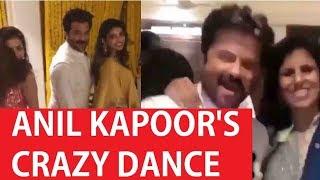 Anil Kapoor's CRAZY Dance At Sonam Kapoor's Mehndi Ceremony