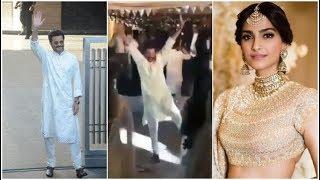 Anil Kapoor's Bhangra Dance In Sonam Kapoor's Sangeet Ceremony
