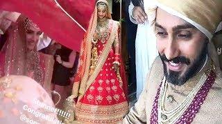 Sonam Kapoor Entry In Her Wedding | Sonam Kapoor Bride Entry