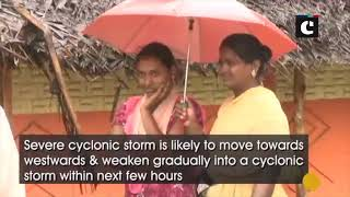 Cyclone Gaja wreaks havoc in TN's Nagapattinam