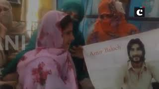 Protests staged against enforced disappearances in Balochistan's Quetta