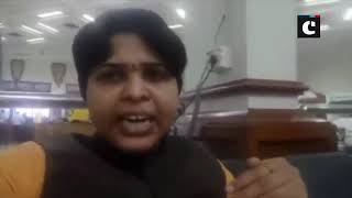 We are not returning, will visit Sabarimala Temple tomorrow at any cost: Trupti Desai