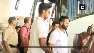 Team India leaves for Australia to play T20I series