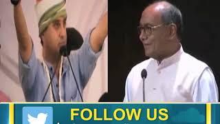 'मध्य प्रदेश-राजस्थान' कांग्रेस में ज़ोरदार-आज़माइश