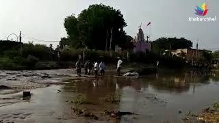 પાણીની તંગી વચ્ચે ડીસામાં કેનાલમાં ગાબડા, ભાવનગરમાં પાણીનો થઈ રહ્યો છે ખોટો વ્યય