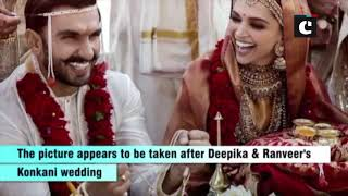 Deepika-Ranveer wedding- Here's new photo featuring guests