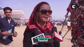 Colourful camel fair, folk artists draw tourists to Rajasthan