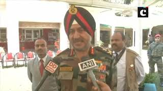All attempts by Pakistan to push infiltrators towards our side thwarted- Lt Gen Ranbir Singh