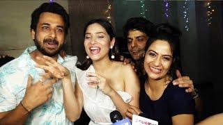 Ankita Lokhande's Reunion Bash For Friends | FULL NIGHT PARTY | Manikarnika